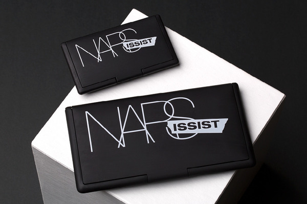 New from NARS: Limited-Edition Cheek and Eye Palettes