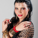 Bollywood Hair and MakeUp Artist Christy Farabaugh