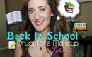 Back to School Drugstore Makeup Tutorial