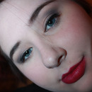 Holiday Bold Eyes and Lips.