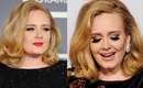 Adele Grammy 2012 Performance/Red Carpet Look