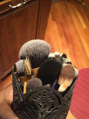 Parian Spirit Professional Makeup Brush Cleaner 4 Oz