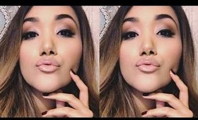 GET READY WITH ME ♡ EASY SMOKEY EYE