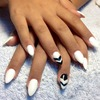 New Black&White Nails