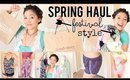 Spring Haul // Festival Style