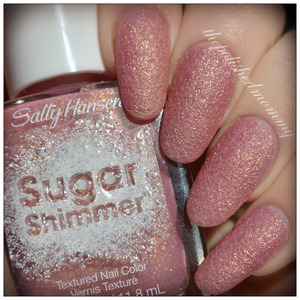 Sally Hansen Sugar Plum. Swatch and review on my blog>>> http://www.thepolishedmommy.com/2014/01/sally-hansen-sugar-plum.html  #sallyhansen #purchasedbyme