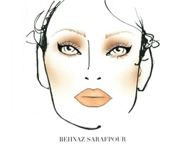 New York Fashion Week, Fall 2011: MAC at Behnaz Sarafpour