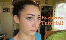Eyebrow Tutorial!