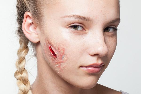 3 Easy Halloween Makeup Effects