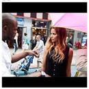 VH1 PHOTO SHOOT w/Denise Vasi