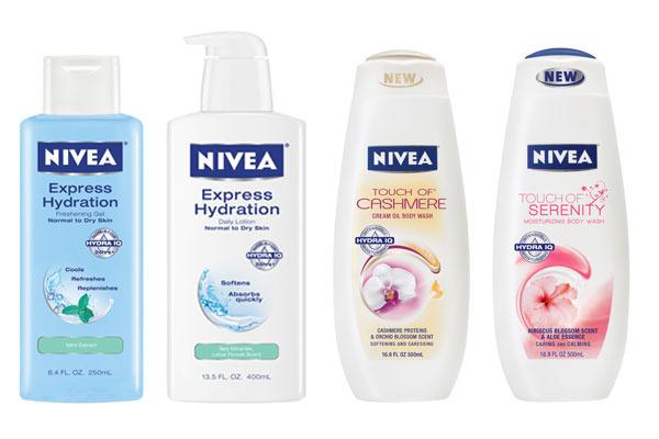 Nivea Summer Skin Giveaway