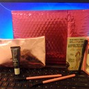 My April myglam bag.