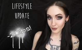 LIFESTYLE UPDATE: Weight Loss, Workout Routine, Supplements, and FOOD!!