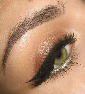 Video tutorial for this look right here : http://www.youtube.com/watch?v=7NkK12n-qOI