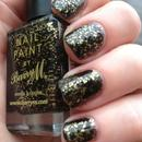 Barry m gold mine glitter