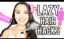 10 Lazy Girl Hair Hacks That Will Change Your Life