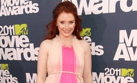 Bryce Dallas Howard 2011 MTV Movie Awards Hair & Makeup
