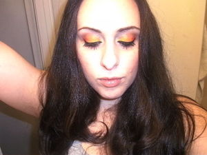 Face of the Day - October 20, 2011  - Check out my blog for list of products used! http://missdawn1012.blogspot.com
