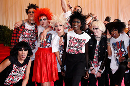 Met Gala 2013: The Costume Institute Goes Punk For A Night