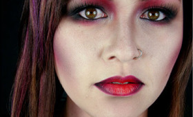How-To: Dark Shadows-Inspired Makeup