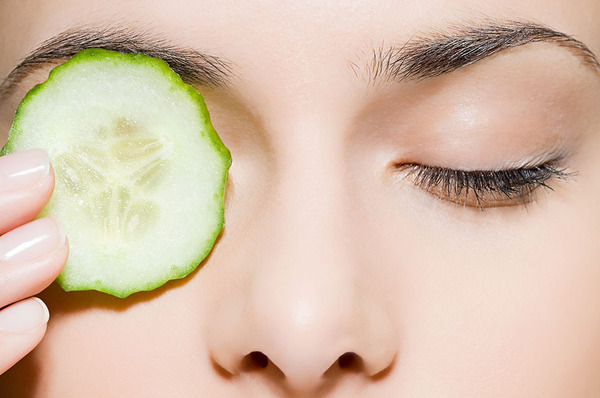 Three Ways to Smooth, De-Puff, and Brighten Eyes