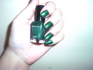 This week's NOTW - Holly by Zoya, check out my blog for more info http://missdawn1012.blogspot.com