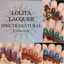 Lolita Lacquer Spectranatural Collection