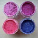 Sugarpill Chromalust Eyeshadow Pigments