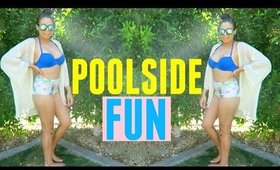 What's In My Pool Bag + Outfit + Fun!