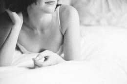 How Boudoir Photos Helped Me See My Own Beauty