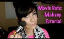 Getting ready for a movie date!! : Fast makeup tutorial
