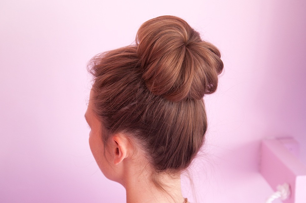 How To Do A Sock Bun - Ready To Go