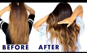 ★ 8 Easy HAIR Color & OMBRE HACKS | SUMMER HAIRSTYLES