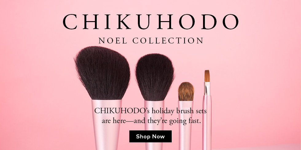 CHIKUHODO Noel Collection now available on Beautylish