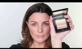 Where to correctly place your Bronzer / Blusher