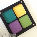 My first Inglot freedom palette from Beautylish!!