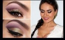 """Spring Fling"" Romantic Eye Makeup"