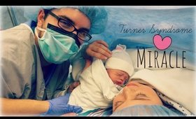 Quinnlee is born | A Turner Syndrome Miracle