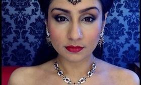 How to: Naked2 Indian Bridal