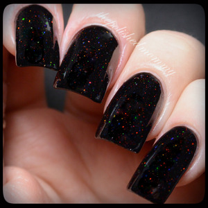 Swatch and review on the blog: http://www.thepolishedmommy.com/2014/03/profound-glass-crushed-opal.html