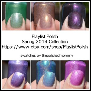 http://www.thepolishedmommy.com/2014/03/playlist-polish-spring-2014-collection.html