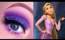Princess Rapunzel Makeup Tutorial