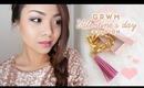 Get Ready With Me ♡ Valentine's Day Edition (GIVEAWAY) | Charmaine Manansala