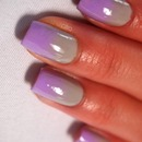Purple/Grey Gradient
