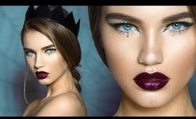 Dark Princess Makeup Tutorial!