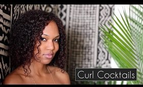Curly Hair Routine  Flawless Naturally Curly Hair & Shiny Tight Curls
