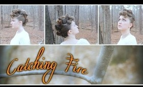 Catching Fire: Johanna Mason's Interview Mohawk Hairstyle Tutorial