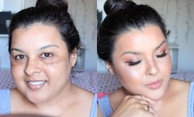 Milani Conceal + Perfect Foundation Tutorial