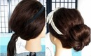 5 Quick & Easy | Headband Hairstyles