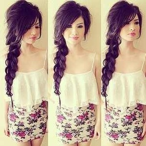 Terrific Easy And Fast Hairstyles For School Hairstyle Inspiration Daily Dogsangcom